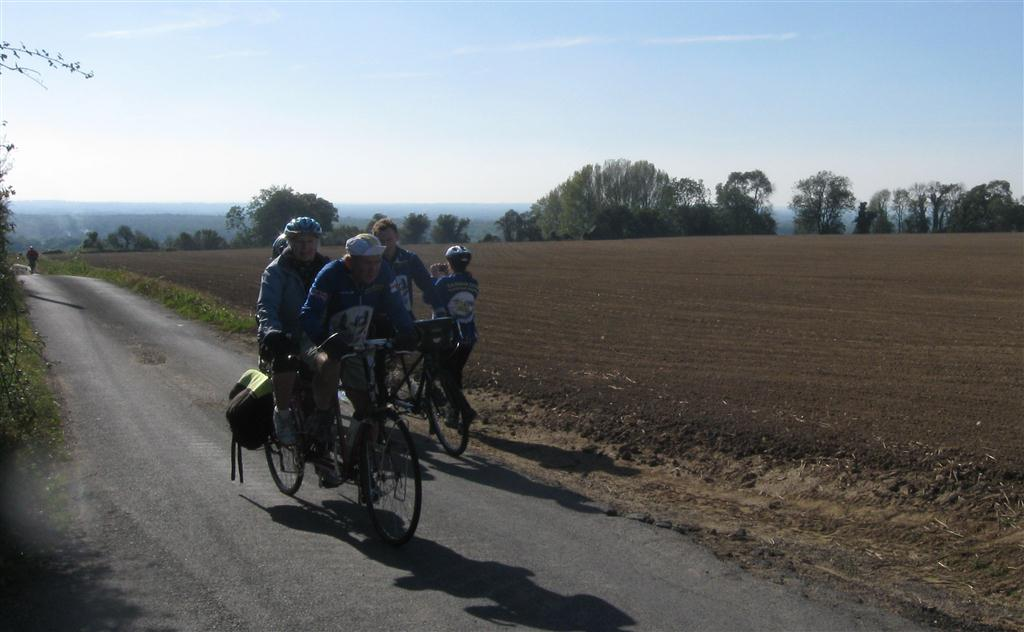 Tandem Club Kent Events In 2011